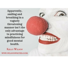 clown mindfulness